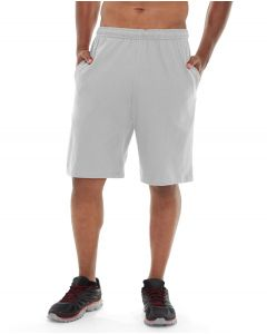 Pierce Gym Short-32-Gray