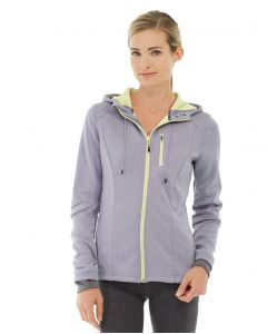 Phoebe Zipper Sweatshirt-XL-Gray