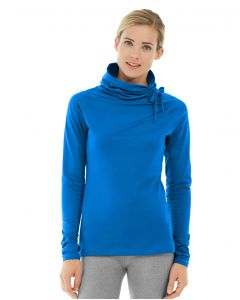 Josie Yoga Jacket-XS-Blue